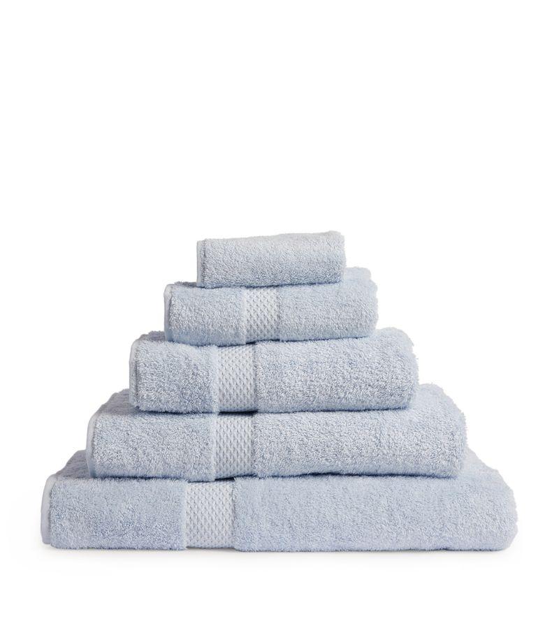 Yves Delorme Etoile Ciel Hand Towel 55Cm X 100Cm