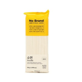 韓國 No Brand 乾麵 500G