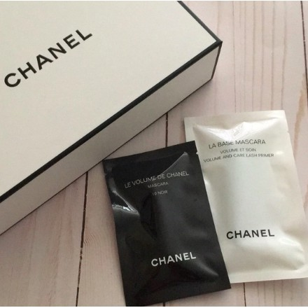 Chanel香奈兒 完美比例濃密睫毛膏/強化修護睫毛底膏 睫毛膏打底