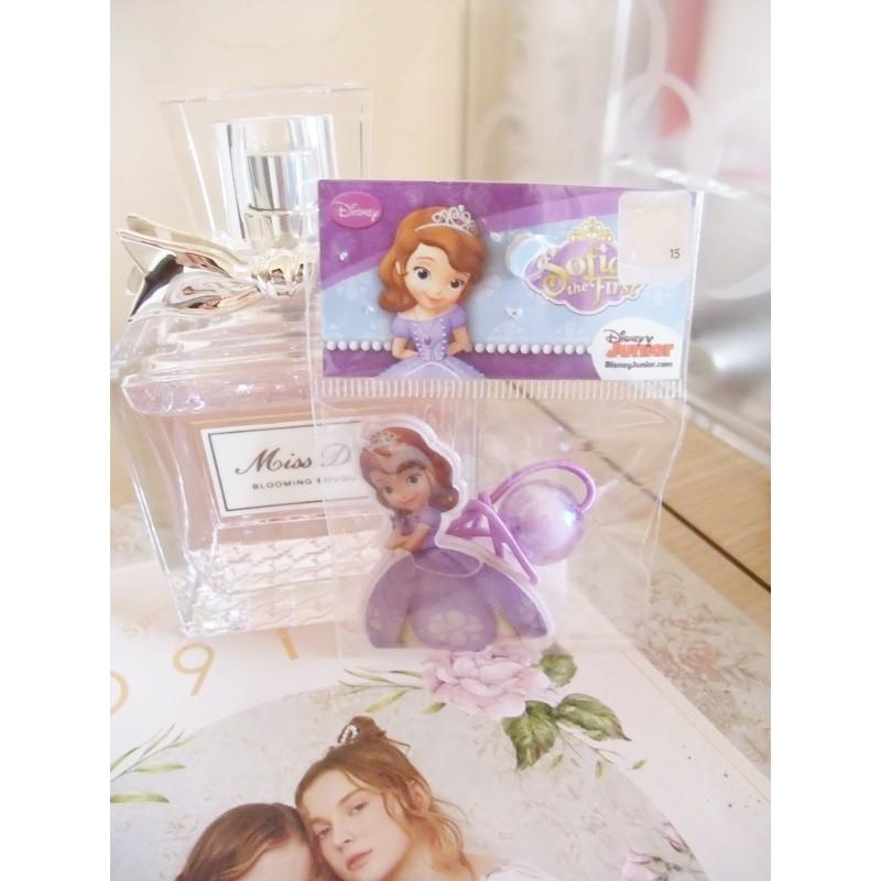 湊人氣 降降降 可愛迪士尼系列商品 蘇菲亞兒童髮圈/ 髮飾