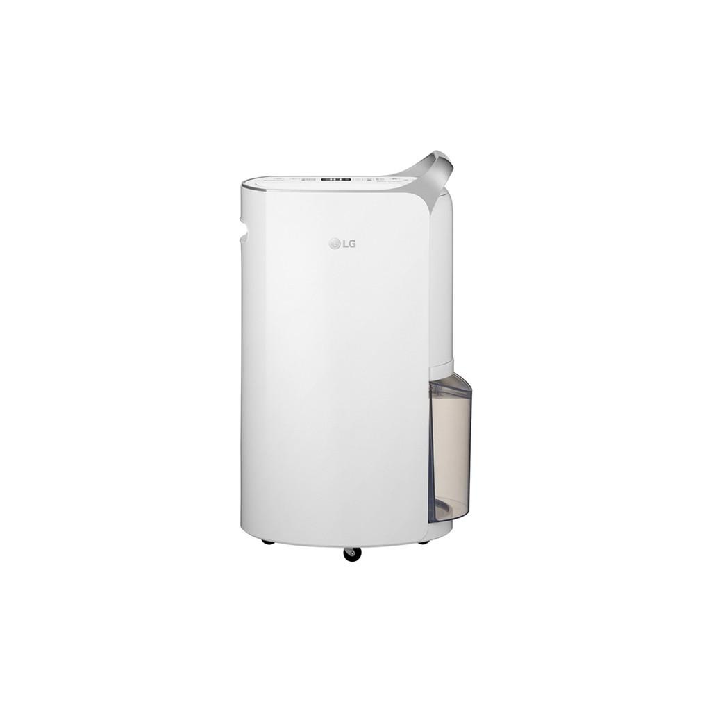 [桂安電器]請議價 LG PuriCare變頻除濕機-晶鑽銀/17公升 MD171QSK1