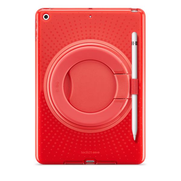 Tech21 Evo Play2 保護殼 (適用於 iPad 第 7 代) - 紅色