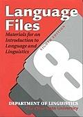 博民逛二手書《Language Files:Materials for an I