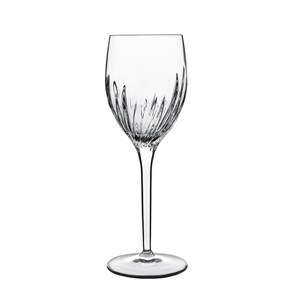 義大利Luigi Bormioli 古典雕刻白酒杯-275ml(6入組