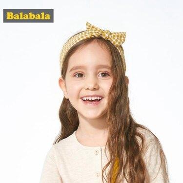 髮飾巴拉巴拉兒童發飾頭花飾品發夾女童頭飾小女孩蝴蝶結發帶洋氣甜美 嬡孕哺