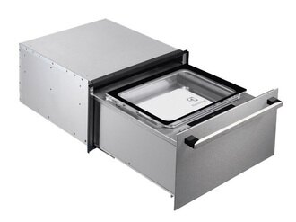 展示機 Electrolux 伊萊克斯  EVD29900AX 崁入式真空包裝機  304不鏽鋼內腔