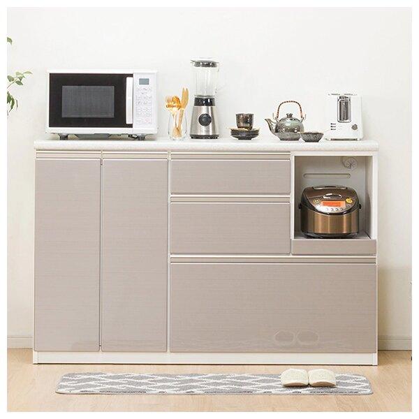 ◎廚房櫃台 餐邊櫃 ALMINA2 140CT SI NITORI宜得利家居