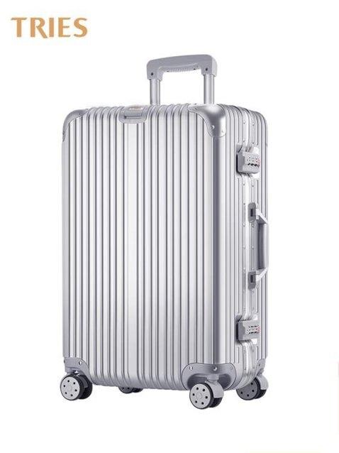 行李箱才子網紅行李箱拉桿箱女男密碼24寸旅行箱萬向輪登機箱2LX  秋冬新品特惠