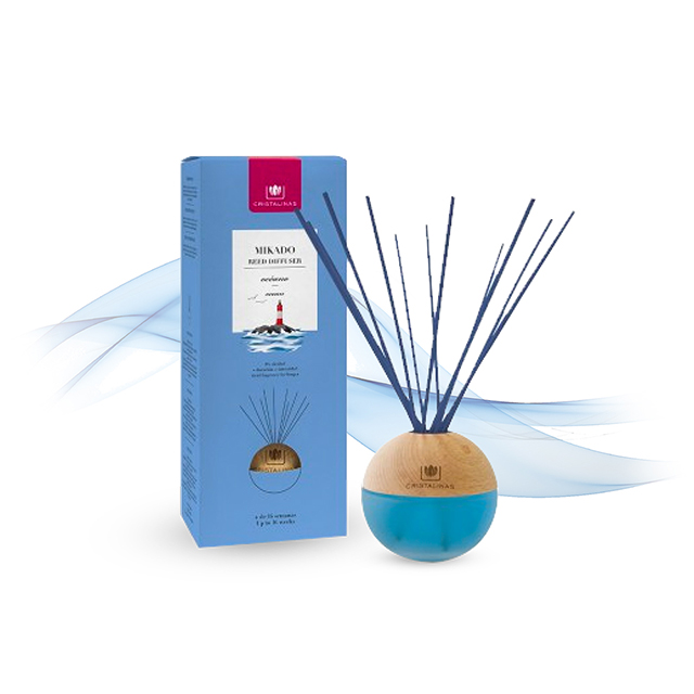 Cristalinas 居家球形植萃香氛 180ML 海洋微風