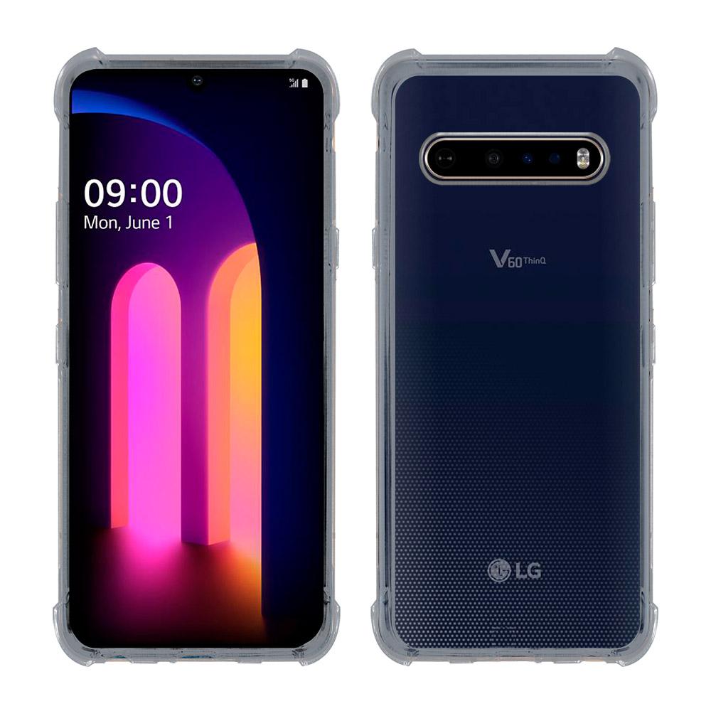 Metal-Slim LG V60 ThinQ 強化軍規防摔抗震手機殼