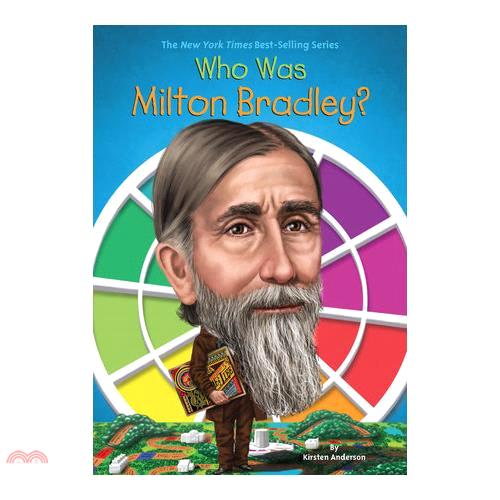 Who Was Milton Bradley?【三民網路書店】[75折]