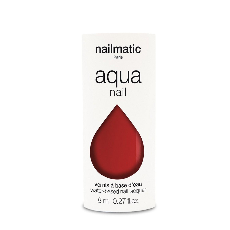 Nailmatic - Nailmatic AQUA水系列-Airelle-朱紅-8ml