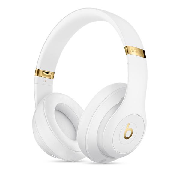 Beats Studio3 Wireless 頭戴式耳機 - 白色