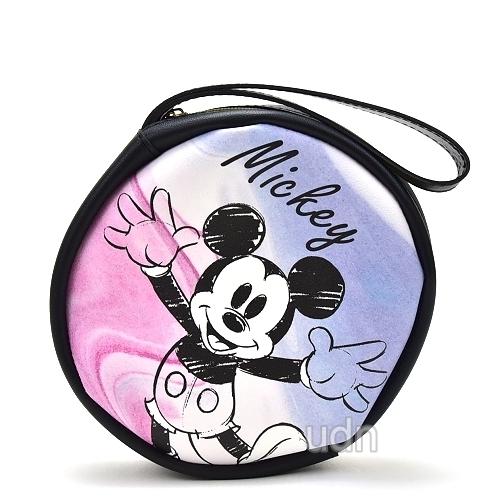 Disney【米奇】圓形手腕包