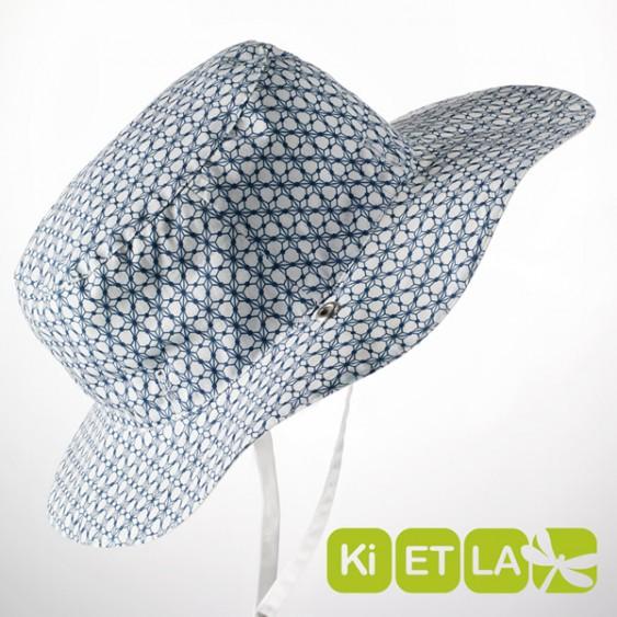 法國Ki ET LA-Kapel凱貝拉幼兒遮陽帽(幾何圖形)
