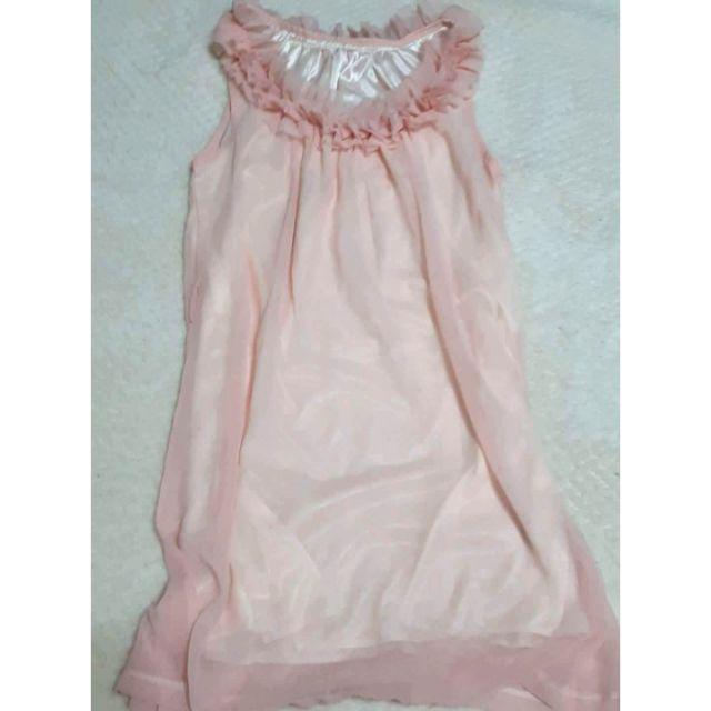 粉嫩好氣色氣質洋裝 氣質