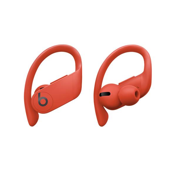 Powerbeats Pro - 完全無線耳機 熔岩紅