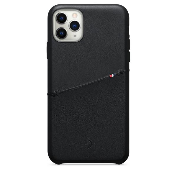 Decoded 卡片收納皮革保護殼 (適用於 iPhone 11 Pro Max) -