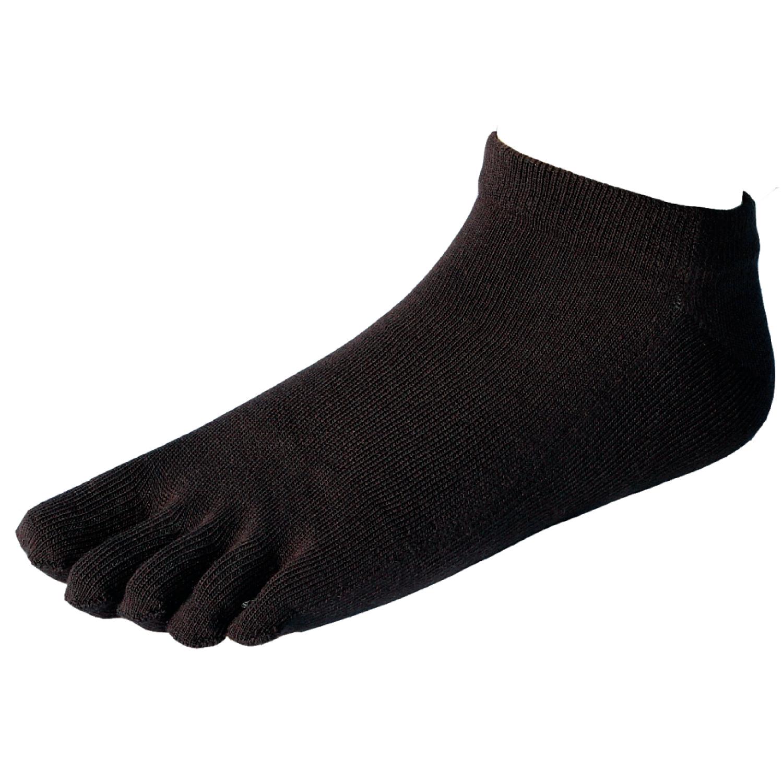 L01健康五趾船襪黑色(原價$250)