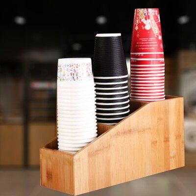 奶茶店分杯架 HYU咖啡奶茶店分杯取杯架奶茶店工具紙杯架奶茶杯架吧台架收納架『XY3840』