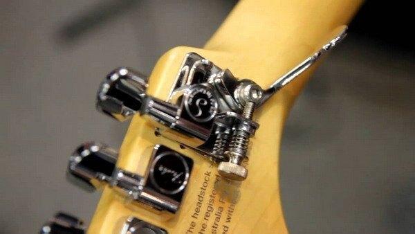 美國製 HIPSHOT GT2 30200C 電吉他降弦利器弦鈕(銀色)【唐尼樂器】