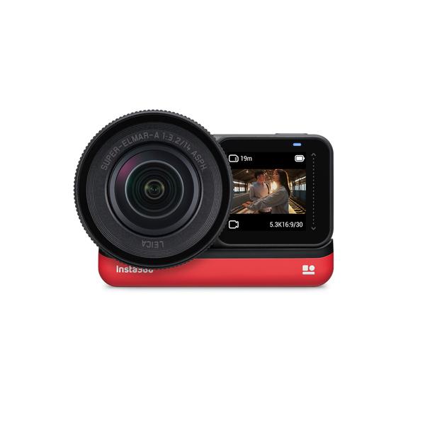Insta360 ONE R 1 英吋感光元件套裝
