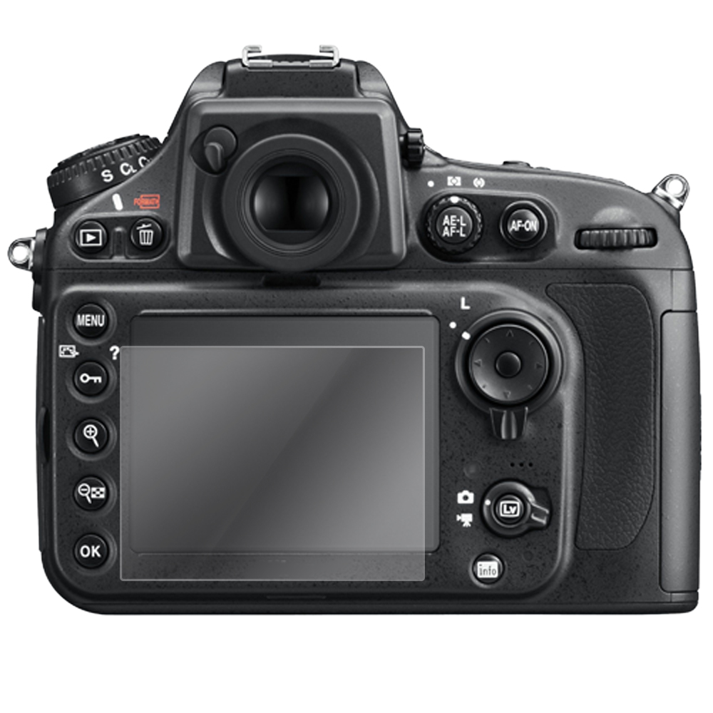 Kamera 9H鋼化玻璃保護貼 for NIKON D750