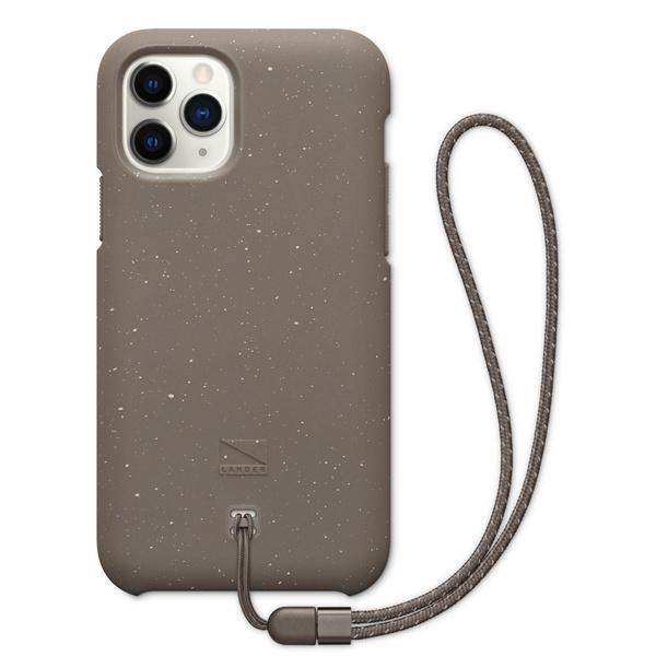 Lander Torrey 保護殼 (適用於 iPhone 11 Pro) - 棕色