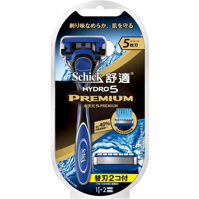 舒適水次元5 PREMIUM 刮鬍刀