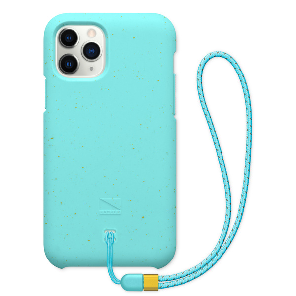 Lander Torrey 保護殼 (適用於 iPhone 11 Pro) - 藍綠色