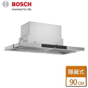 【BOSCH 博世】隱藏式排油煙機-90CM-DFS098K53