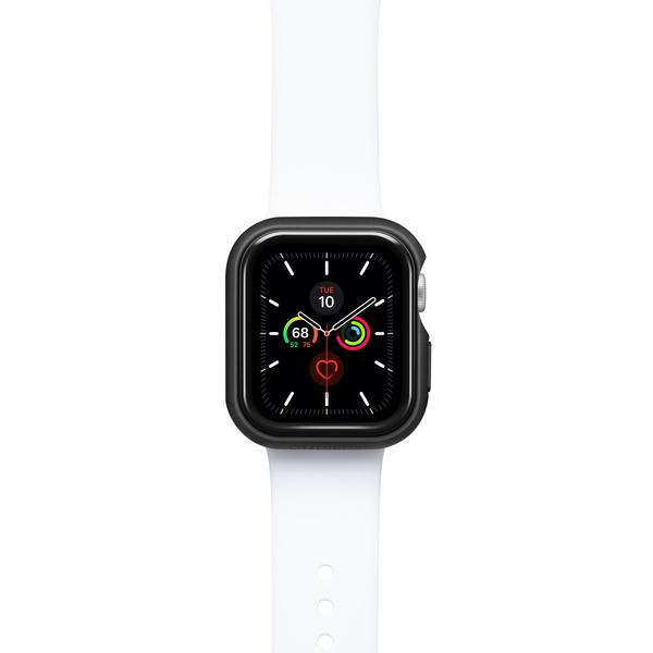 OtterBox Exo Edge 保護殼 (適用於 Apple Watch 40 公釐) - 黑色