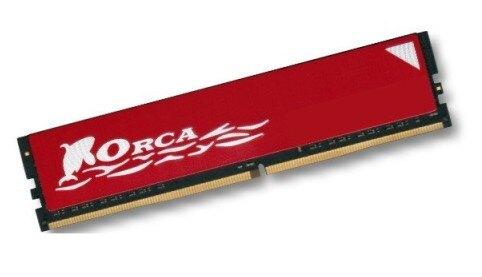ORCA 威力鯨 DDR4 16GB 2400 桌上型 記憶體全新 終保