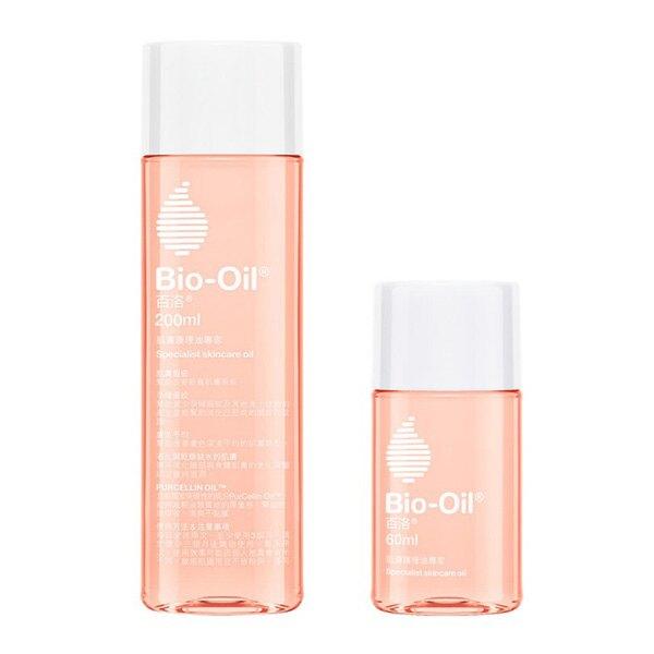 【公司貨】Bio-Oil 百洛 專業護膚油200ml+60ml【悅兒園婦幼生活館】