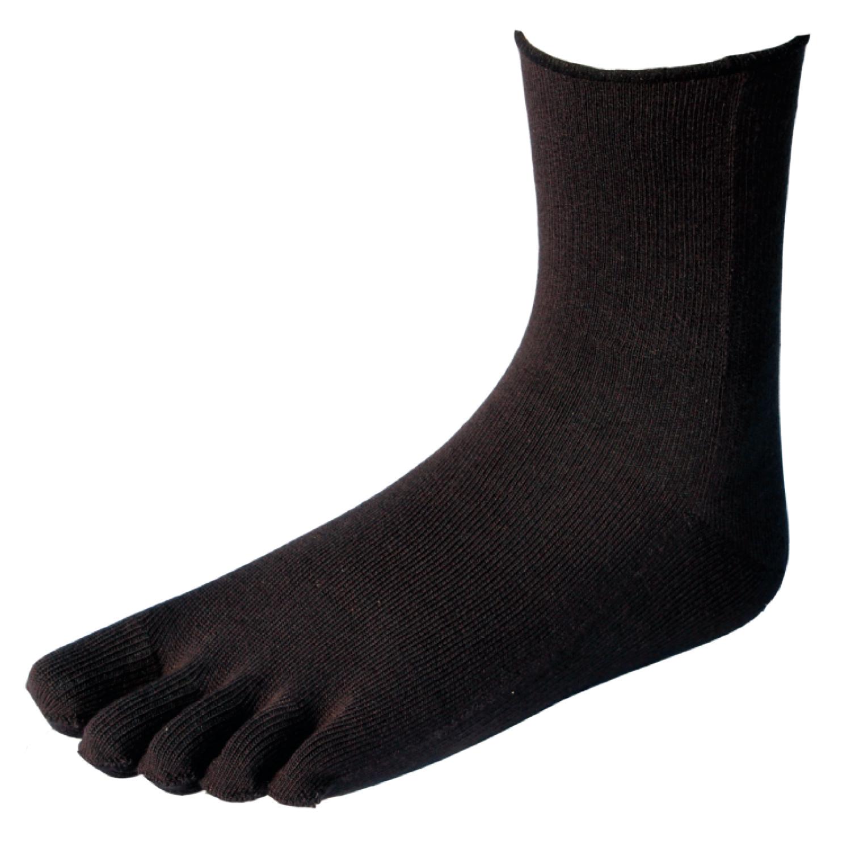 K01健康五趾襪黑色(原價$300)
