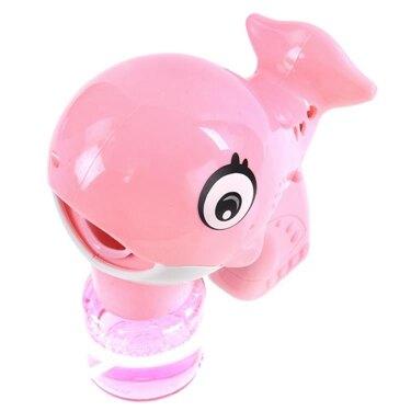 泡泡機兒童吹泡泡電動泡泡機全自動吹泡泡槍玩具兒童戶外泡泡水 嬡孕哺