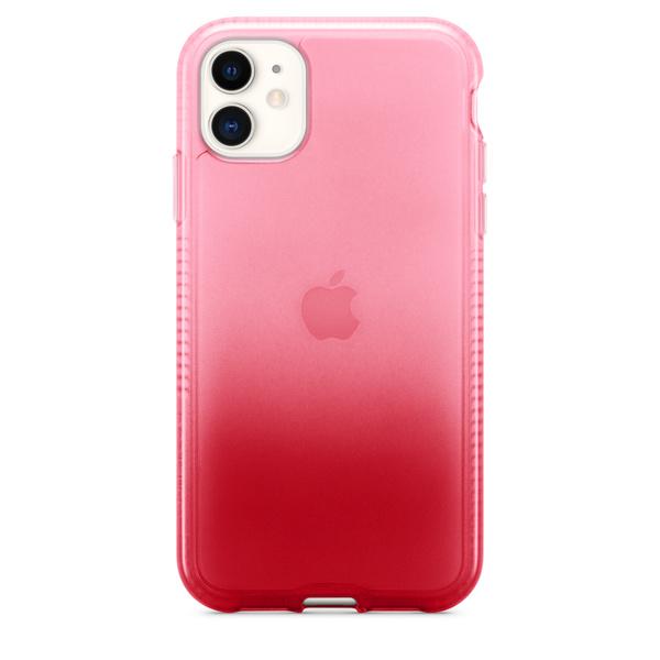 Tech21 Pure Ombré 保護殼 (適用於 iPhone 11) - 紅色