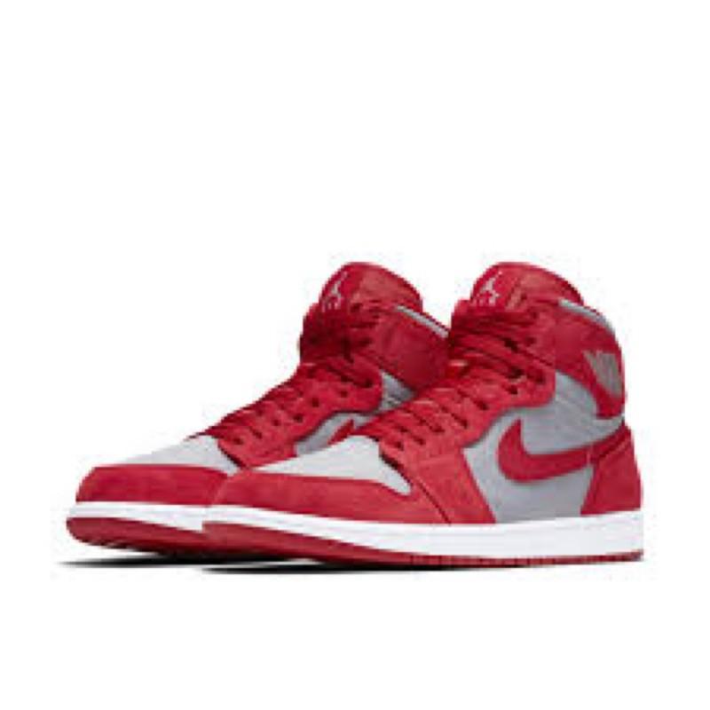 Nike Air Jordan 1 Prem 灰紅 Aa3993601