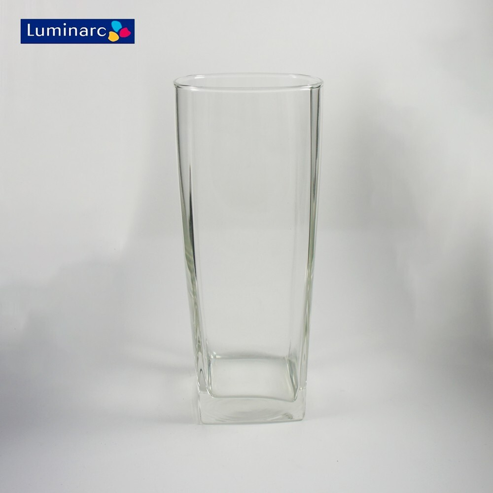 法國樂美雅luminarc sterling司太寧系列 花器 玻璃花瓶
