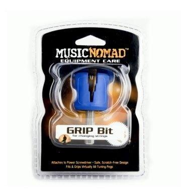 Music Nomad (MN220)神級捲弦電動頭 GRIP Bit(民謠吉他/電吉他/ Bass)【唐尼樂器】