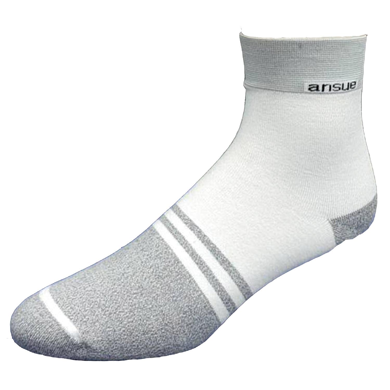 H07休閒短襪米銀(原價$250)