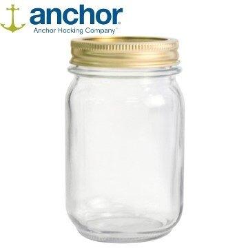 美國 Anchor  MASON Jar梅森玻璃罐 960ml   A-10986