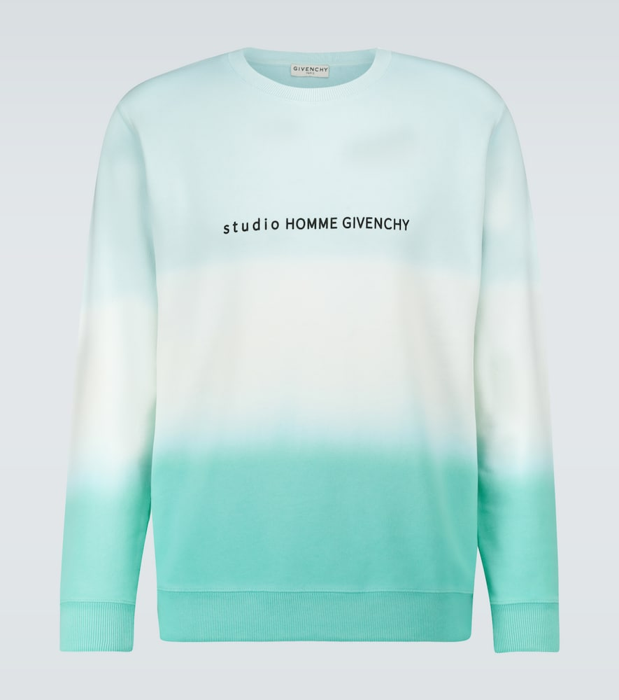 Studio Homme faded effect sweatshirt