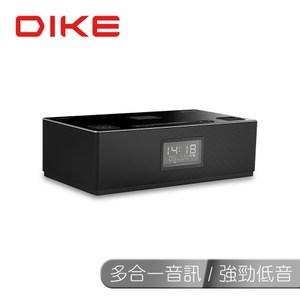 DIKE 經典鬧鐘藍牙音響 多媒體/藍芽喇叭/藍牙輸入(DS600)