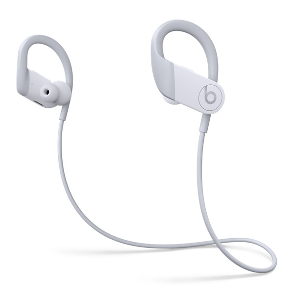 Powerbeats 高機能無線耳機 — 白色 -
