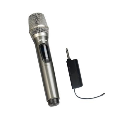 JPOWER 震天雷UHF無線麥克風 JP-UHF-888(單機型)