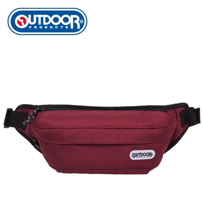 OUTDOOR 腰包-酒紅色 ODS17B06BD