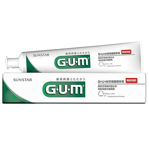 GUM 牙周護理牙膏 140g【BG Shop】