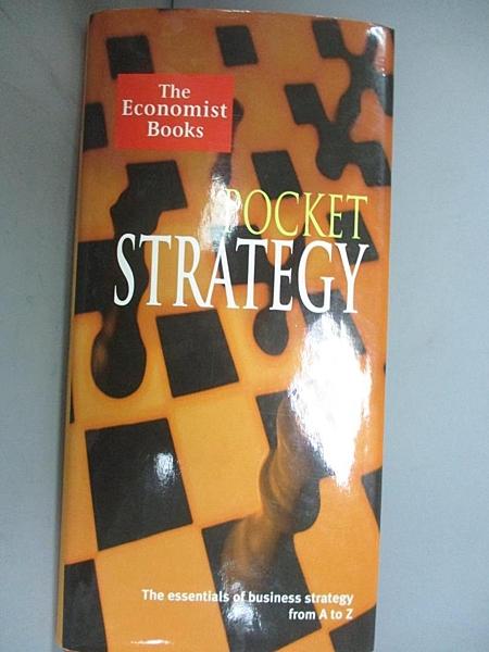 【書寶二手書T7/財經企管_BHN】Pocket strategy_Ted Bruning