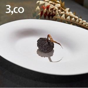 【3 co】海洋橢圓盤-白(大)